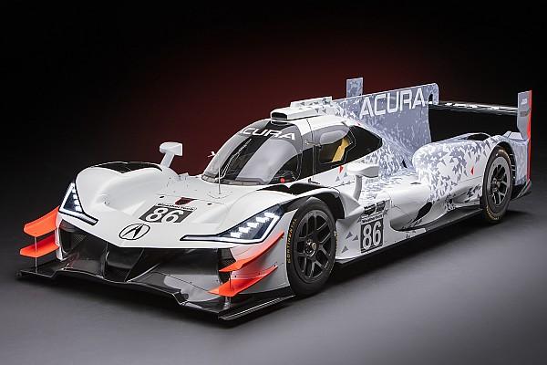 IMSA Важливі новини Acura представила прототип IMSA для сезону 2018 року