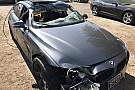 OTOMOBİL Infiniti sürücüsü makas atmaya çalışırken az kalsın başkasını öldürüyordu