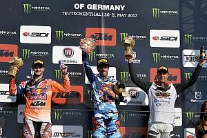 Mondiale Cross MxGP Gara Antonio Cairoli vince il GP di Germania ed allunga nel Mondiale