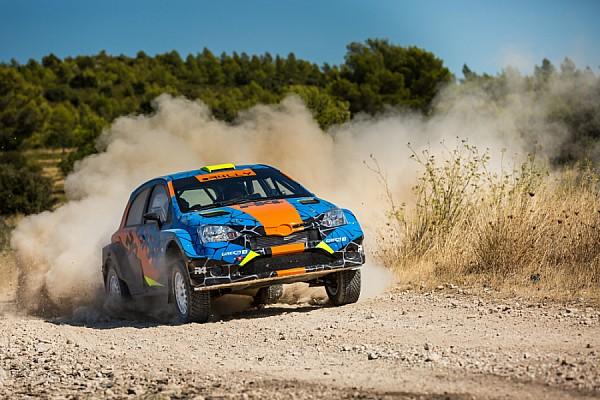 WRC Breaking news Penampilan perdana Toyota Etios versi reli