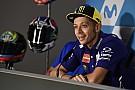 MotoGP Valentino Rossi explique revenir tôt pour accélérer sa récupération