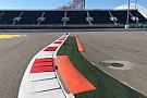 La FIA introduce reductores de velocidad y modifica pianos en la curva 2 de Sochi