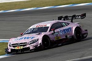 DTM Reporte de la carrera Lucas Auer gana la primera carrera del DTM 2017