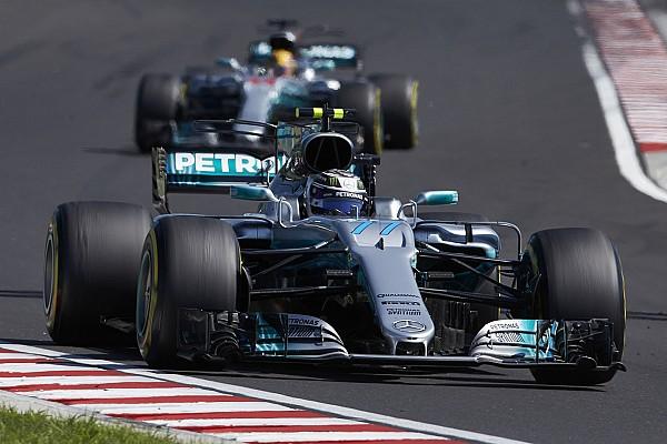 Formula 1 Mercedes not making