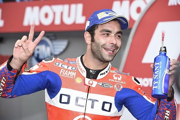 Petrucci renueva con Pramac y dispondrá de una Ducati 2018