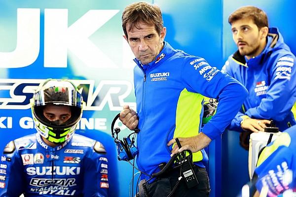 Davide Brivio: Suzuki legt Hauptaugenmerk auf neuen Motor