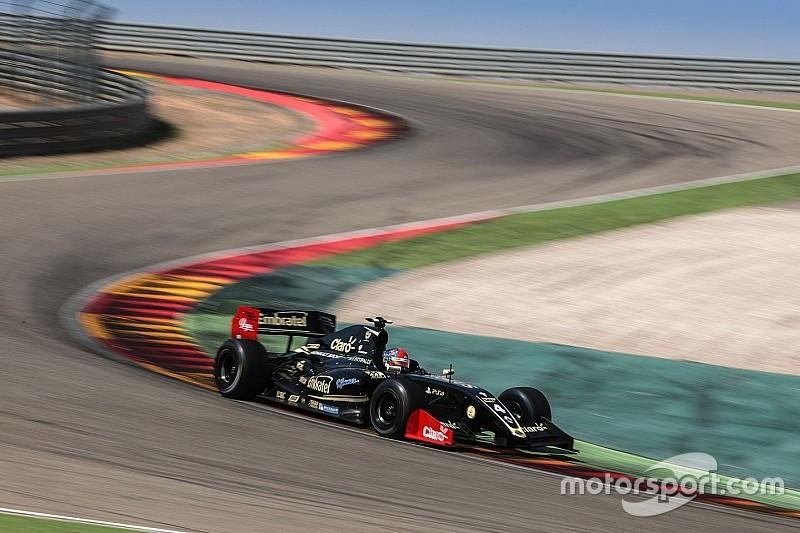 Fittipaldi vuelve a la victoria en la F3.5 en Motorland