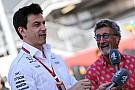 F1 2017: Toto Wolff warnt Eddie Jordan davor,