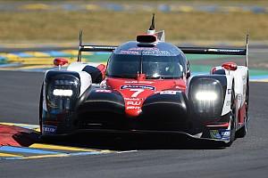Le Mans Noticias de última hora Toyota está dispuesta a negociar con Alonso para Le Mans 2018