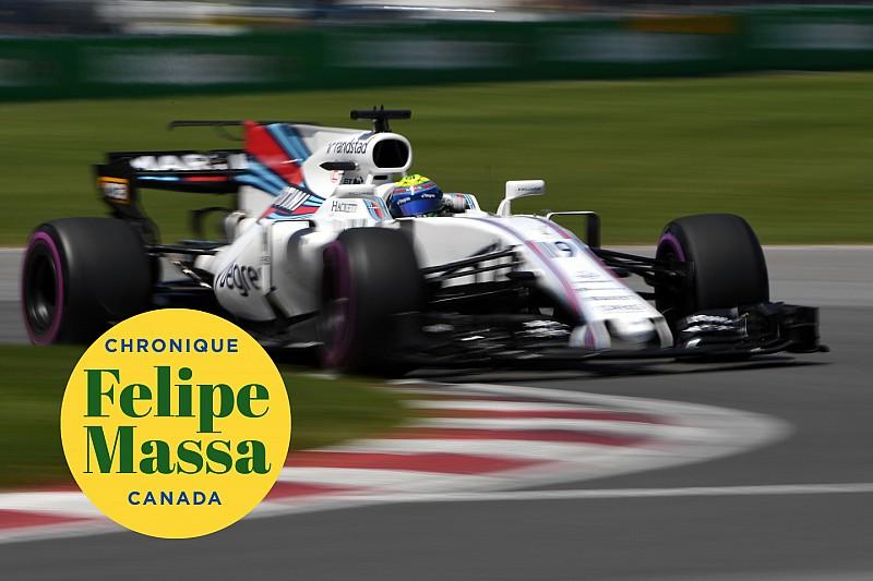 Chronique Massa - Je suis prêt à rester en F1 en 2018