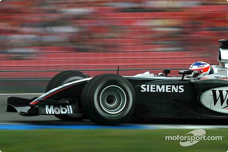 У твіттері Ф1 поглузували зі старої аварії Райкконена в Німеччині