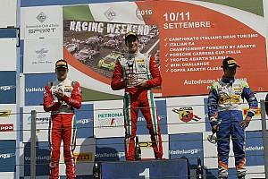 Formula 4 Gara Correa regola Mick Schumacher e conquista la vittoria in Gara 3