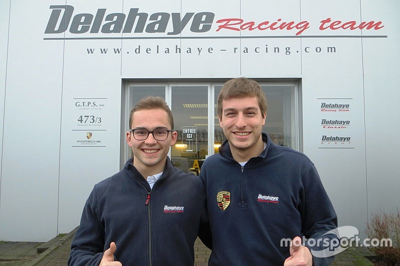 La Delahaye Racing ha scelto Van Dalen e Richard