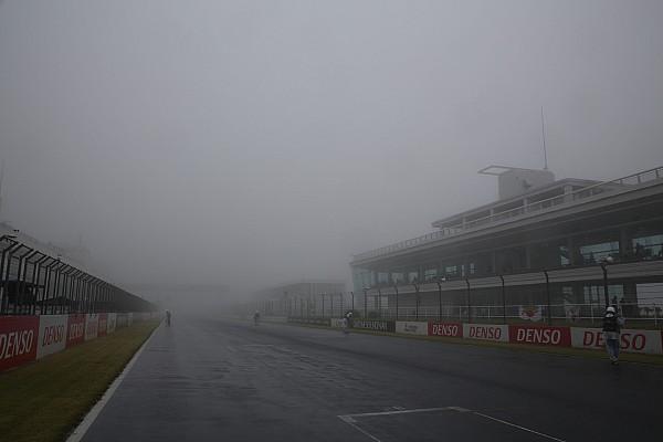 決勝レース中止に、JRP倉下社長「天候回復の見通しが立たなかった」