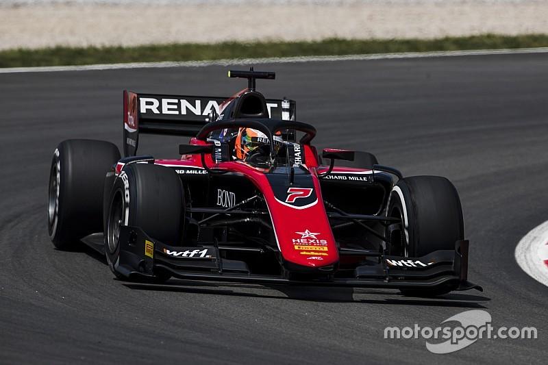 فورمولا 2: أيتكن يسجّل فوزه الأوّل من بوابة سباق برشلونة الثاني