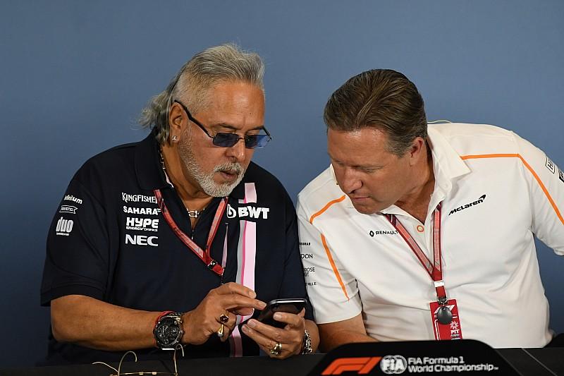 A Force India nem eladó