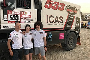 Dakar Artículo especial Una familia que surca las dunas del Dakar