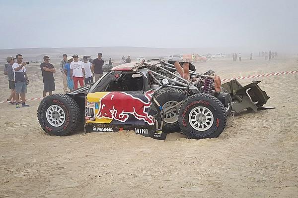 Menzies büyük Dakar kazasındaki hatayı üstleniyor
