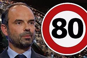 Auto Actualités Le passage de 90 à 80 km/h officiellement adopté!