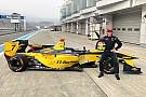 Super Formula Fittipaldi lands 2018 Super Formula drive