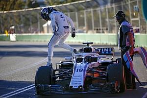 Formula 1 Ultime notizie Williams: il motore Mercedes di Stroll non ha riportato danni