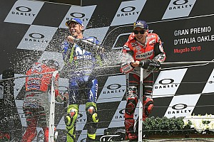 MotoGP Nieuws Rossi: