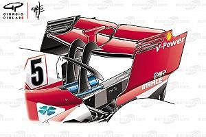 Formule 1 Analyse Tech analyse: De top-drie onder de loep in Baku