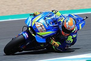 MotoGP Breaking news Suzuki retains Rins as MotoGP factory rider