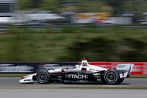IndyCar Crónica de entrenamientos Newgarden manda en una caótica segunda práctica