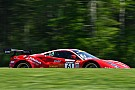 PWC Lime Rock PWC: Porsche and Ferrari share GT SprintX spoils