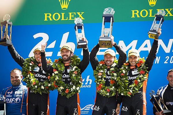 24 heures du Mans Réactions Vainqueur au Mans en LMP2, Vergne ne boude pas son plaisir
