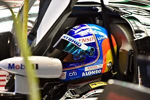 24 heures du Mans Réactions Alonso : Remontée nocturne de 1min30 et