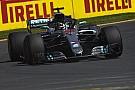 Hamilton fecha sexta-feira como o mais rápido do dia