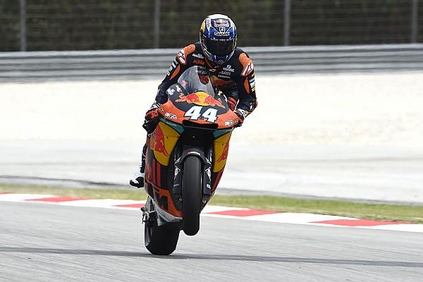 Moto2 Malaysia: Oliveira menang lagi, Dimas Ekky tak finis