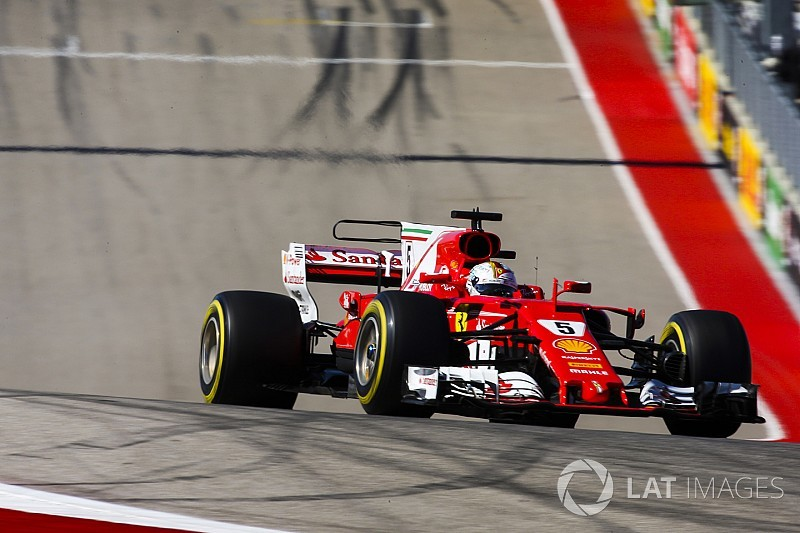 Tech analysis: The Ferrari changes that fell short in Austin