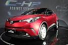 Toyota All New C-HR: Perpaduan antara Coupe dan SUV