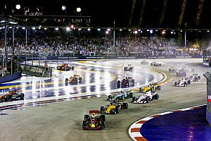 Formula 1 Special feature Why Singapore is one of F1's most important races