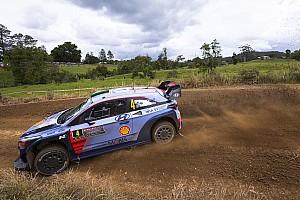 WRC Son dakika Paddon Yeni Zelanda ulusal rallisine katılacak