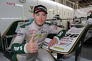 Super Formula Actualités Lotterer quitte la Super Formula après 15 ans de carrière