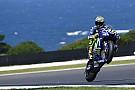MotoGP Valentino Rossi vorerst nicht in Q2: Neunter Triumph wird
