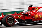 Formula 1 Masalah di latihan, Vettel: Mobil terasa seperti