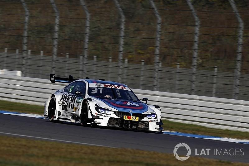 Blomqvist beffa Rast e si prende l'ultima pole stagionale ad Hockenheim