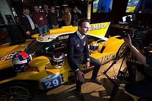 """WEC Interview Van der Garde enthousiast over nieuwe Dallara: """"Gaat hard de hoek om"""""""