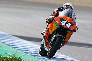 Moto2 News Moto2-Mitfavorit Oliveira: MotoGP noch kein Thema