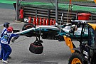 Hamilton lemásolta Schumacher becsapódását Brazíliában?