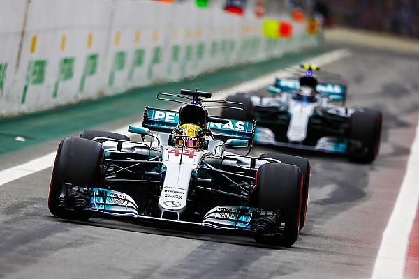 Massa: Mercedes 2018'de tamamen Hamilton'ı destekleyecek
