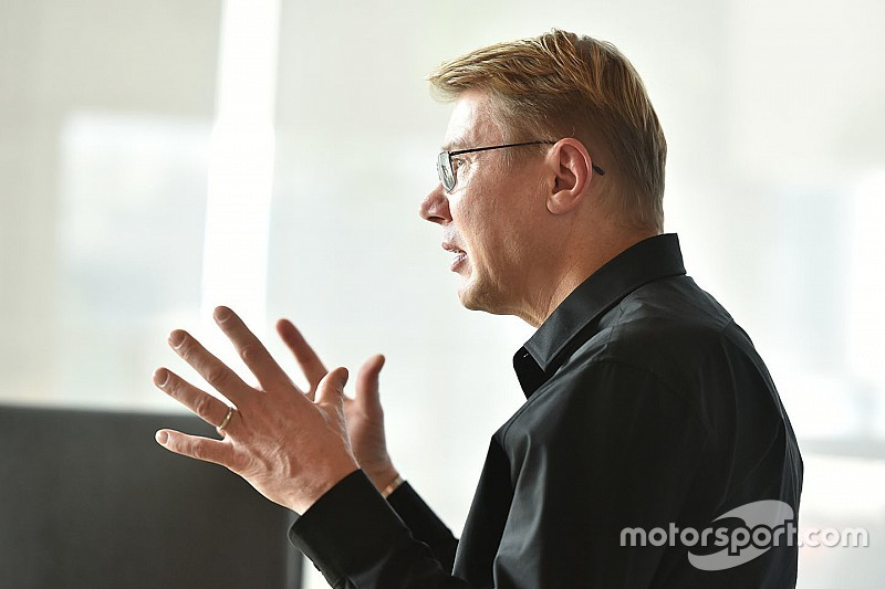 """Häkkinen: """"A McLaren idén már a győzelemért harcolhat"""""""