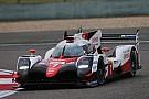 WEC WEC Bahrein: Toyota opent slotweekend met snelste tijd