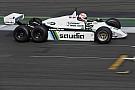 Williams celebró su 40° aniversario en Silverstone
