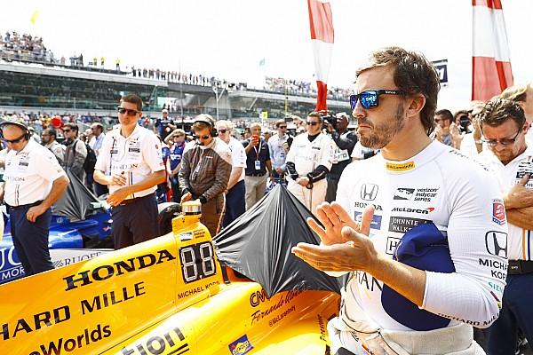 IndyCar Noticias de última hora Alonso colabora con la fundación que ayuda a las hijas de Justin Wilson